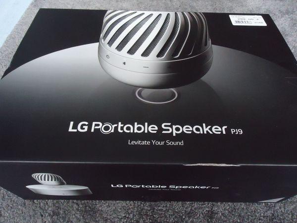Portable Speaker PJ9 LG Bluetooth