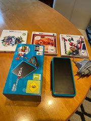 Nintendo 2DS XL türkis schwarz