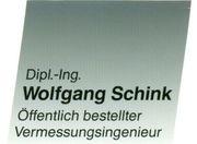 Dipl -Ing Wolfgang Schink - Vermessungsbüro