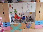 Ikea Stuva Kinderschrank Kinderzimmer Kleiderschränke