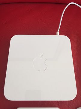 DFÜ, Modems, ISDN, DSL - Apple-Airport-Extreme-A 1354 W Lan Router