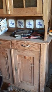 Küchenbuffet Massivholz Fundstück