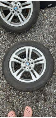 Felgen incl Sommerreifen BMW X3