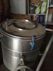 fahrbarer Milchtank KühlAggregat