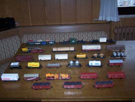 Modelleisenbahnen - Märklin Eisenbahnanlage