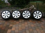 BMW Orginalfelgen mit Winterreifen Goodyear