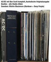 Vinyl-LP-Sammlung abzugeben