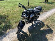 Honda CB 125 R Garagenfahrzeug
