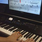 Klavierunterricht bundesweit Jazz - Rock - Pop -