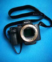 Sony Alpha 7 ii Sigma