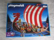 Playmobil Wikinger Schiff noch original