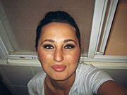 Tatjana bietet heiße Skype stunden