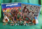 Playmobil vintage Wstern Set Komplett
