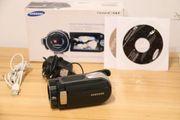 Videokamera kleine Samsung Kamera für