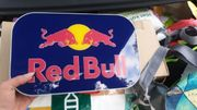 Red Bull Licht