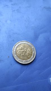 2 euro jahre 2000 Finlandia