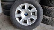5er BMW E39 Winterreifen auf