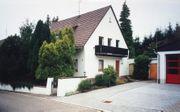 Wohnhaus bei Heidelberg mit grossem