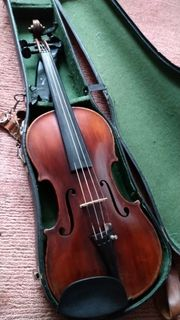 Ferdinand Sprenger Violine Geige