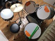 Anfänger-Schlagzeug