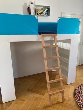 Wunderschönes hochwertiges Kinderhochbett: Kleinanzeigen aus München Au-Haidhausen - Rubrik Betten