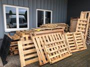 Holz Palletten zu verschenken