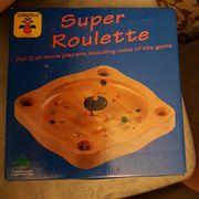 Super Roulette Spiel von LONGFIELD