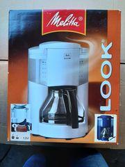 Kaffeenaschine Melitta Look M 640-10