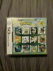 Pokemon DS spiele 3DS 2DS