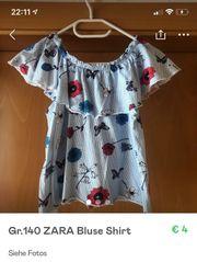 Gr 140 Mädchenkleidung