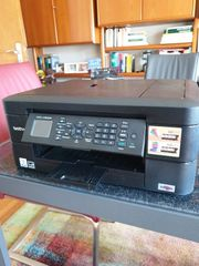 Brother MFC-J480 DW Multifunktionsdrucker Kopierer