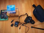 Nikon D3200 Doppelakku 2 Stative