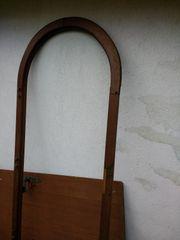 Holz Rundbogen Türe Beschläge Haustüre