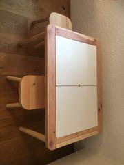 Ikea Kindertisch mit Hocker