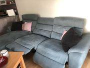 Verkaufe Couch 3-teilig mit Otamane