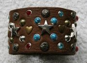 Echtes Leder Armband Einzelstück