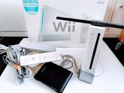 Nintendo Wii Konsole mit 375
