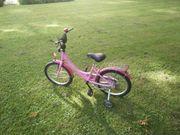 Puky Fahrrad - 18 Zoll - Lillifee