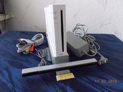Nintendo Wii weiss inkl 2