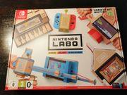 Nintendo Labo Variety-Kit ungeöffnet