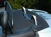 Chrom Roadster Bügel -Triangle- passend