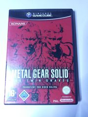 Metal Gear Solid The Twin