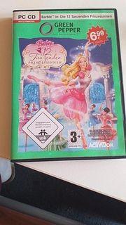 PC-Spiel Barbie in die 12