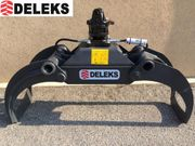 DELEKS DK-14 HOLZZANGE MIT ROTOR