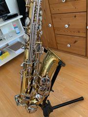 Selmer Alt Saxophon Bundy II