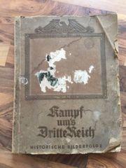 Sammelalbum KAMPF UMS DRITTE REICH