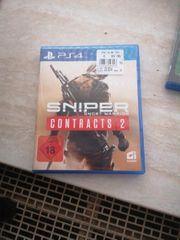 Sniper PS4 Spiel