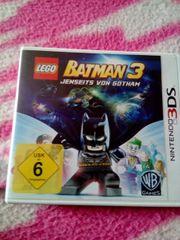 Nintendo 3DS Spiel Batman 3