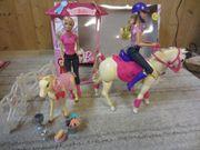 Barbie Pferde und Barbie Puppen