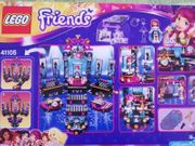 LEGO Friends Popstar Showbühne Pop